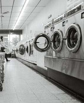 Drycleaning & Laundry