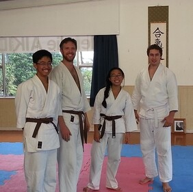 Ellerslie Aikido Club